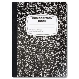 48 Bulk Composition Book - 100 Sheets - College Ruled