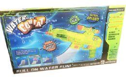 12 Bulk Water Combat Gun With Lights And Sounds