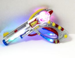 24 Bulk Toy gun With Lights And Sounds