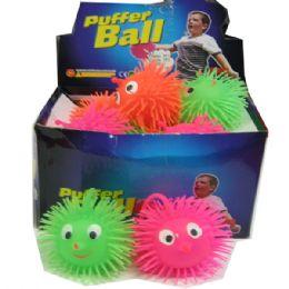 144 Bulk Puffer Ball