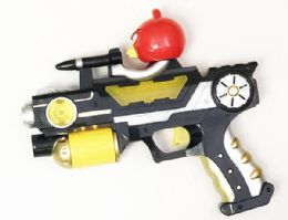 120 Bulk Toy Machine Gun With Lights And Sounds