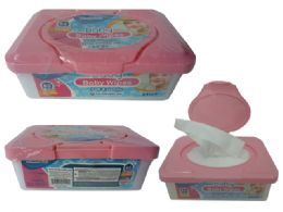 24 Bulk 80 Count Baby Wipes