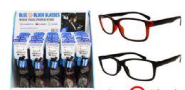 30 Bulk Blue Light Block Glasses