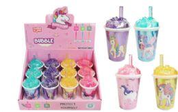 144 Bulk Bubble Slime Unicorn