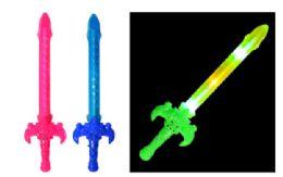 48 Bulk LED Wand Sword 15 Inches