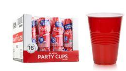 48 Bulk Plastic Party Cups 16 Ounce 16 Count