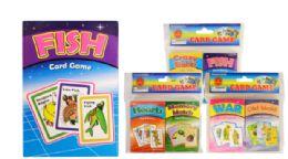 72 Bulk Card Game 2 Pack Assorted