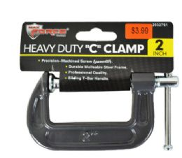 36 Bulk C Clamp 2 Inch