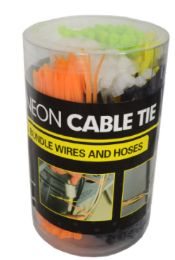 36 Bulk Cable Ties 500 Piece 4 Inch