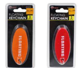 48 Bulk Floating Keychain