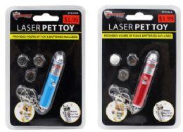 48 Bulk Laser Pet Toy With Batteries