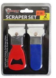 60 Bulk Scraper Set 2 Piece