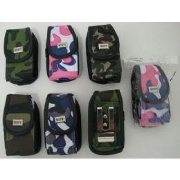 96 Bulk Camo Cell Phone CasE-Velcro