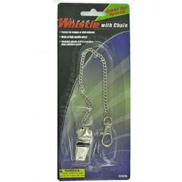 108 Bulk Whistle With Chain