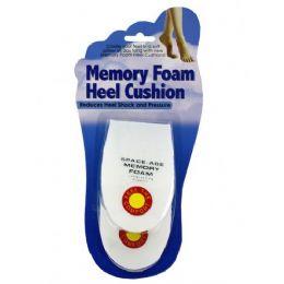72 Bulk Memory Foam Heel Cushion
