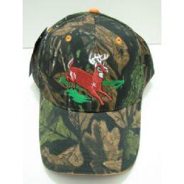 72 Bulk Camo Deer Hat