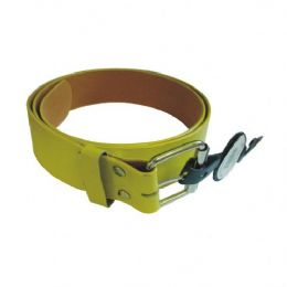 96 Bulk Women Belt Yellow Assorted Size