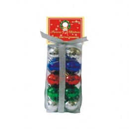 72 Bulk 20 Pc Disco Balls Multi Colors