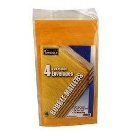 24 Bulk Bubble Mailers - 6 X 9.25 - 4 Pack - Wrapped