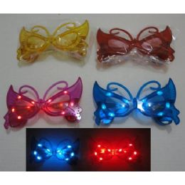 240 Bulk Light Up GlasseS-Butterfly