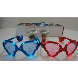 240 Bulk Light Up GlasseS-Skulls