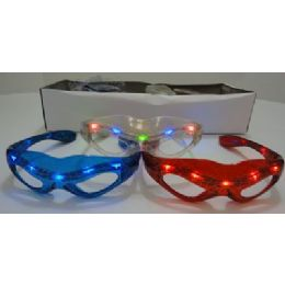 240 Bulk Light Up GlasseS-Spider