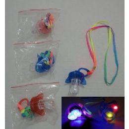 300 Bulk Light Up Toy Pacifier