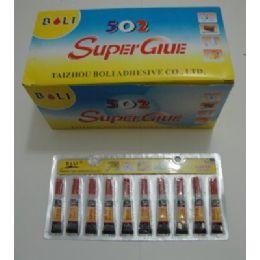 80 Bulk 10pk Super Glue