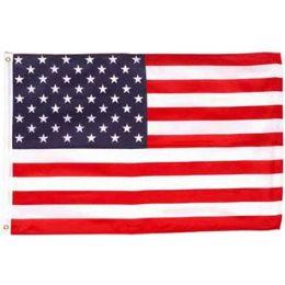 144 Bulk 3'x5' Polyester American Flag