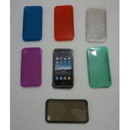 24 Bulk Flexible 4g Cell Phone CoveR---Iphone4