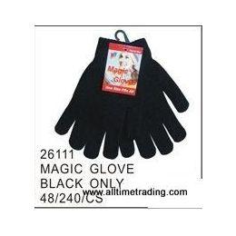 120 Bulk Black Magic Glove