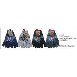 144 Bulk Knit Glove
