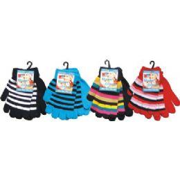 144 Bulk 2 Pack Magic Glove Assorted Colors