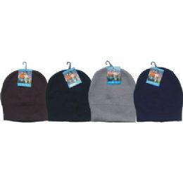 144 Bulk Winter Beanie Hat