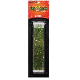 288 Bulk Lime Green Glitter Tube