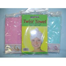 36 Bulk Twist Towels