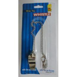 144 Bulk Whistle