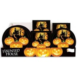 Bulk Haunted House PrE-Packed Counter Shipper, 96 Ct.
