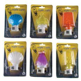 192 Bulk Item# 500 Ul Listed Nightlights With Bulb