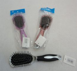 """72 Bulk 9"""" Hair Brush"""