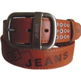 144 Bulk Mens Jeans Belt