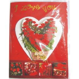 288 Bulk I Love You Small Gift Bag