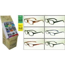 360 Bulk Plastic Reading Glasses