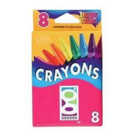 144 Bulk 8 Ct. Crayons