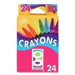 144 Bulk 24 Ct. Crayons