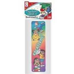 96 Bulk 10 Ct. Teacher's Desk Incentive Bookmark
