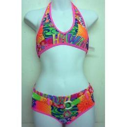 36 Bulk Girl's 7-16 Swimwear