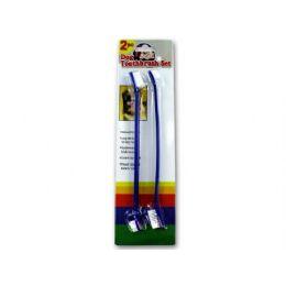 72 Bulk Dog Toothbrush Set