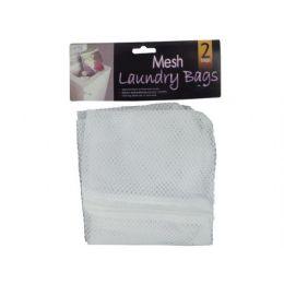 72 Bulk Mesh Laundry Bags, Set Of 2