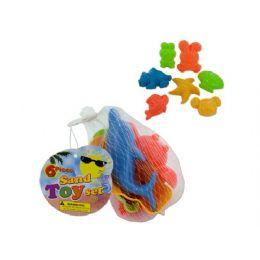 72 Bulk Toy Sand Molds